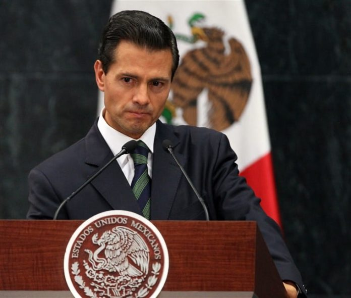 Former Pemex boss accused Mexico's ex-president Nieto of corruption
