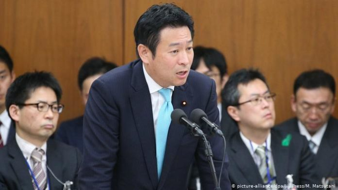 Fingerprints of Japanese lawmaker found on cash offered as bribes