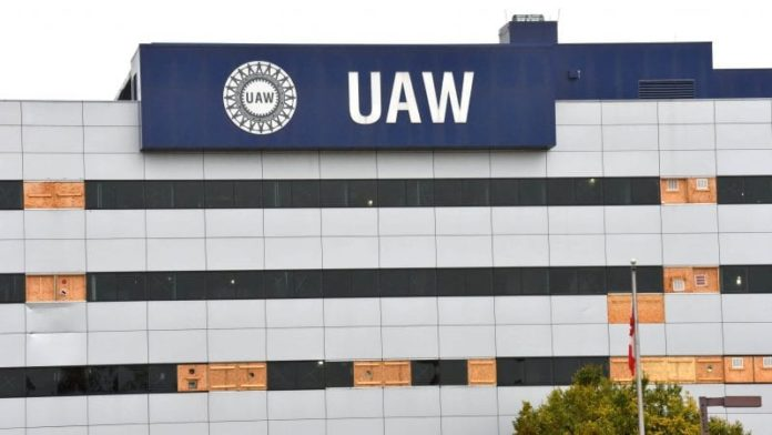 UAW agrees deal with US prosecutors to end bribery and embezzlement scandal