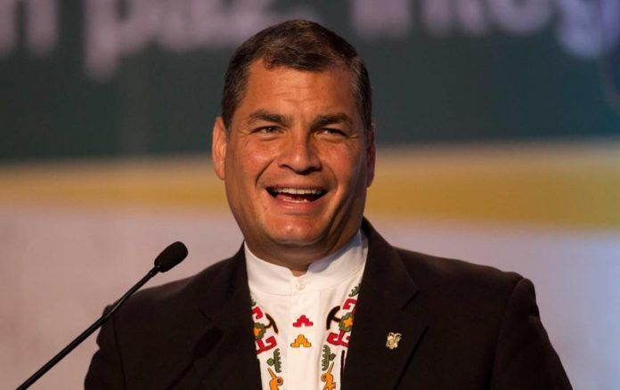 Ecuador's former president Rafael Correa found guilty of corruption 2