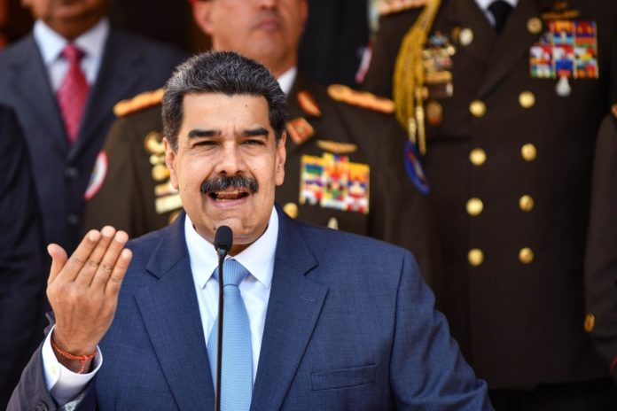 Venezuela demands release of dealmaker connected to President Maduro