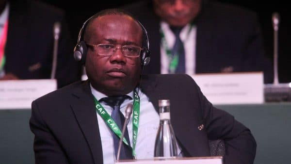 Former Ghana soccer chief charged with fraud 2