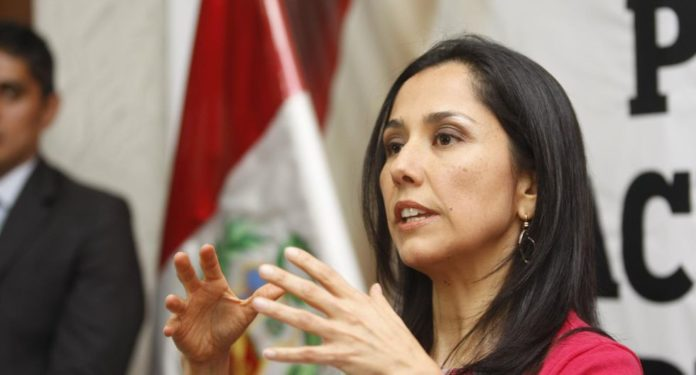 Peru's prosecutor seeks three years prison for former first lady in Odebrecht corruption