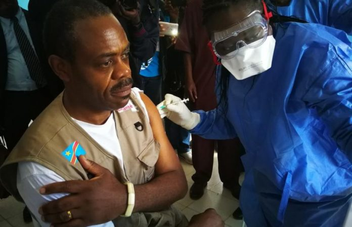DR Congo former health minister gets 5 years prison for embezzling Ebola funds 2