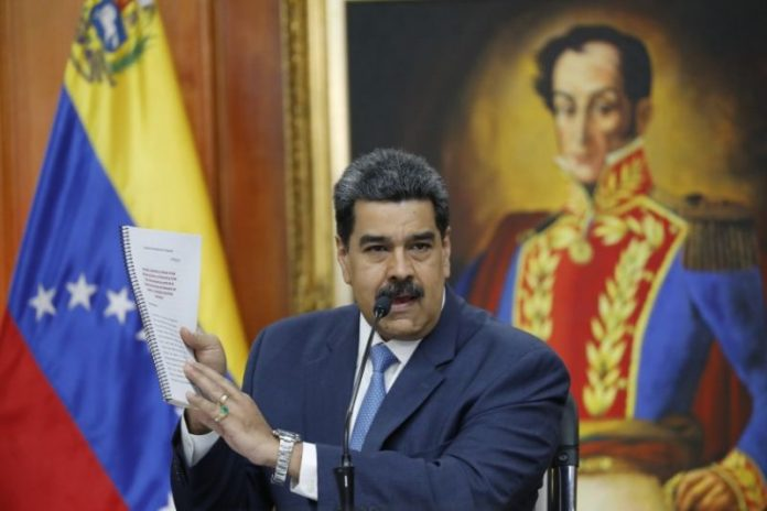 EU imposed sanctions on top Venezuelan officials over election fraud