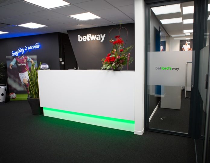 Online gambling firm Betway fined for weak money laundering control 2