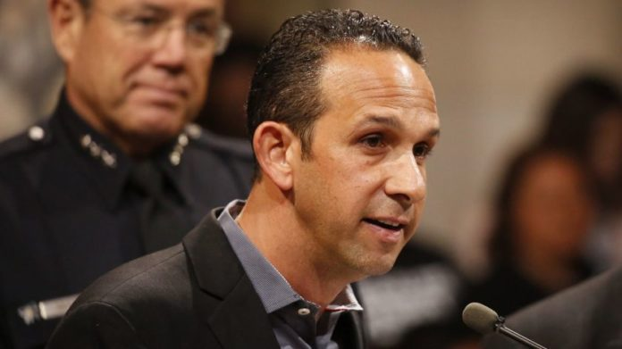 Ex-Los Angeles Councilman Mitch Englander pleads guilty in corruption case