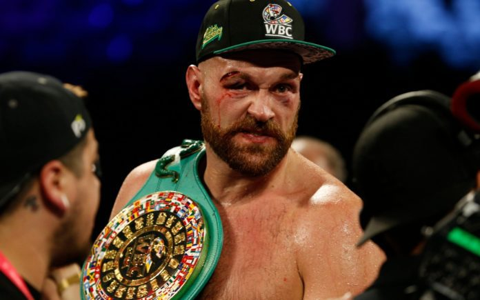 Boxing champion Tyson Fury faces bribery allegations in doping case 2