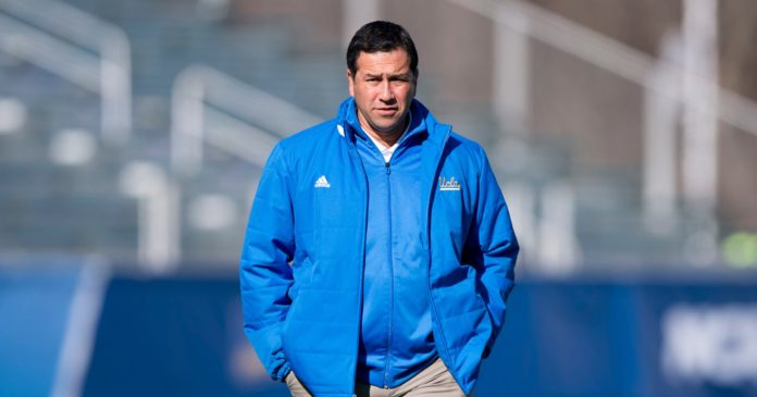 Former UCLA coach Salcedo pleads guilty to bribes in college admission scam