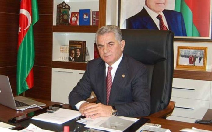 Azerbaijani district head arrested on corruption charges