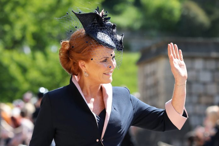 Administrators are investigating suspicious transactions linked Duchess of York 2