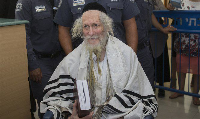 Israel prosecutors to indict rabbi Berland for defrauding sick and elderly followers