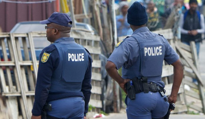 South Africa: 13 cops arrested over alleged bribery, corruption 2