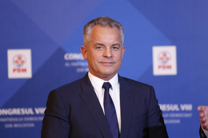Moldova charges Oligarch Vlad Plahotniuc for role in $1 billion fraud