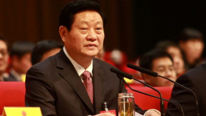 Chinese Communist Party official indicted for taking $100 million bribe 2