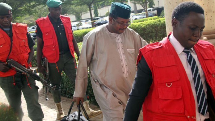 $9.8 million cash recovered from house belonging to Nigeria's state-oil corp ex-chief Andrew Yakubu
