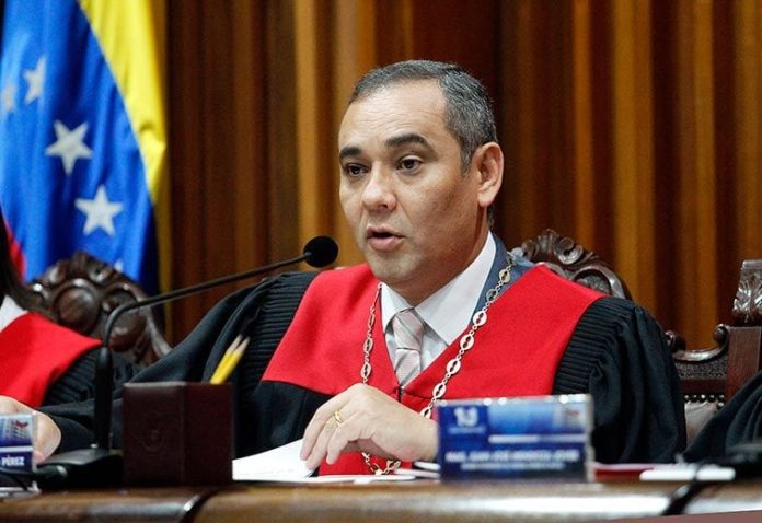 US places a $5 million bounty on Venezuela chief justice