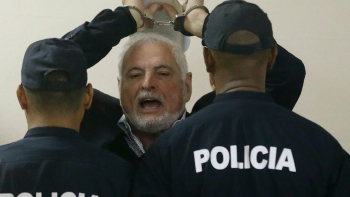 Two former Panama presidents face corruption charges