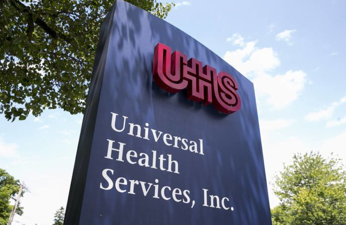Universal Health Services to pay $122M over unnecessary Medicare billing