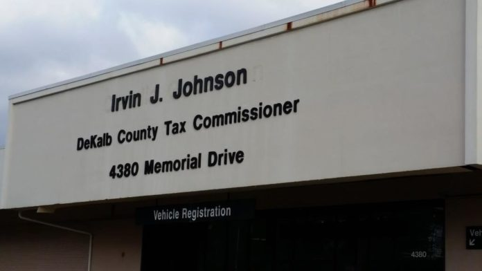 Former DeKalb tax supervisor gets two years in prison for bribery