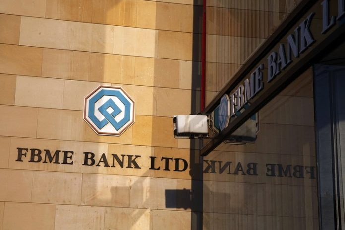 Mastercard executive linked to money laundering scheme at FBME Bank