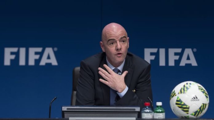 Switzerland to review criminal complaints against World soccer chief Gianni Infantino