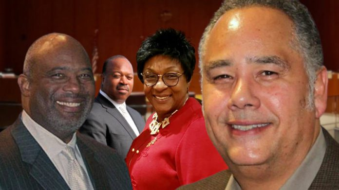 Three Toledo council members indicted for bribery pleads not guilty