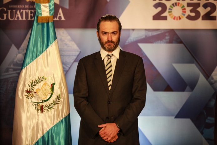 US charges former Guatemalan minister Urrulea with money laundering