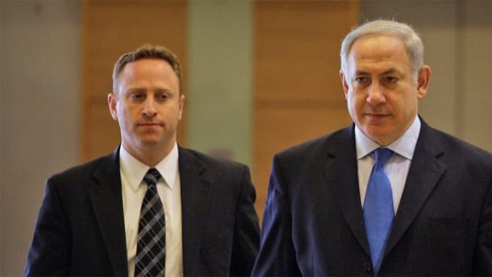Israeli PM Netanyahu's former chief of staff indicted for bribery