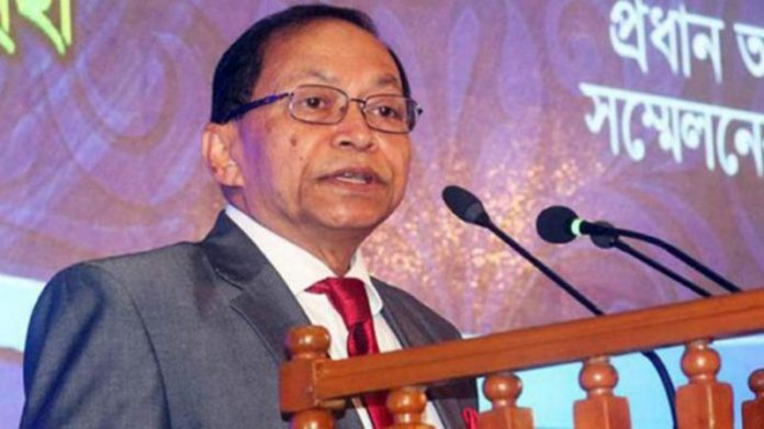 Bangladesh indicts former chief justice in corruption case