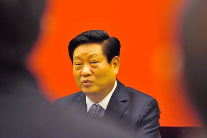 Former Shaanxi Province party chief gets suspended death sentence for bribery