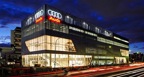 Former Audi executives charged for fraud in