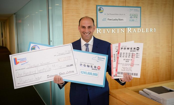 New York attorney scammed lottery winners out of $80 million