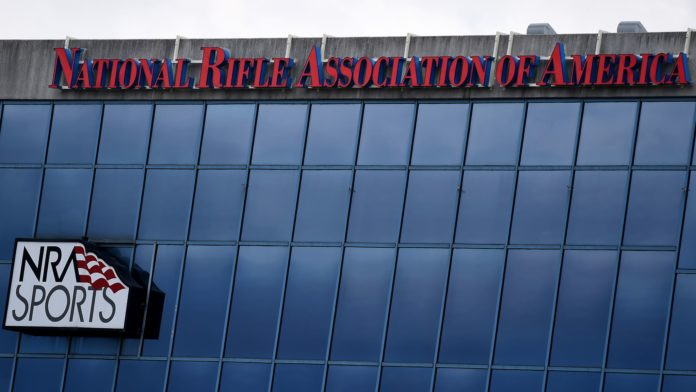 New York seeks dissolution of NRA over leadership corruption