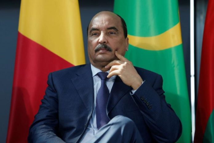 Former Mauritanian President Ould Abdel Aziz detained for corruption