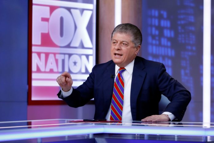 Fox News analyst Andrew Napolitano accused sued for sexual assault
