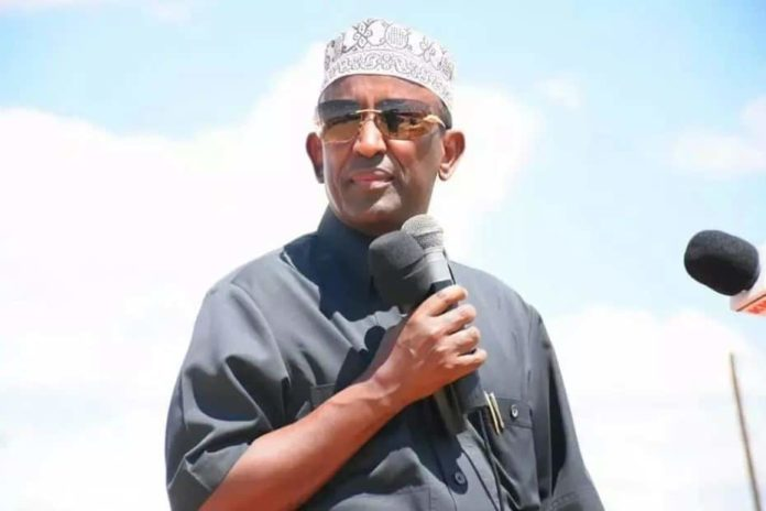 Kenya: Garissa county governor Ali Korane arrested over corruption charges