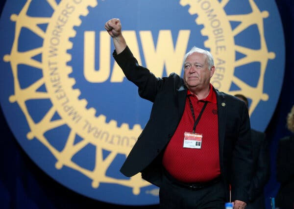 Former UAW President Dennis Williams to plead guilty to embezzling union's fund