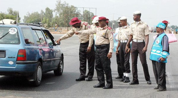 Nigeria dismissed 18 road safety officers for bribery, fraud