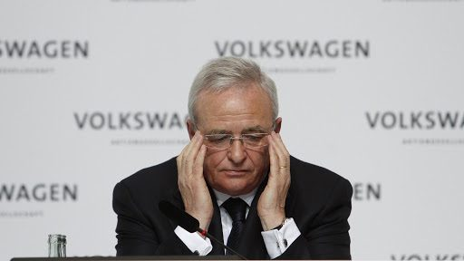 Former Volkswagen CEO Martin Winterkorn to face commercial fraud charges over dieselgate