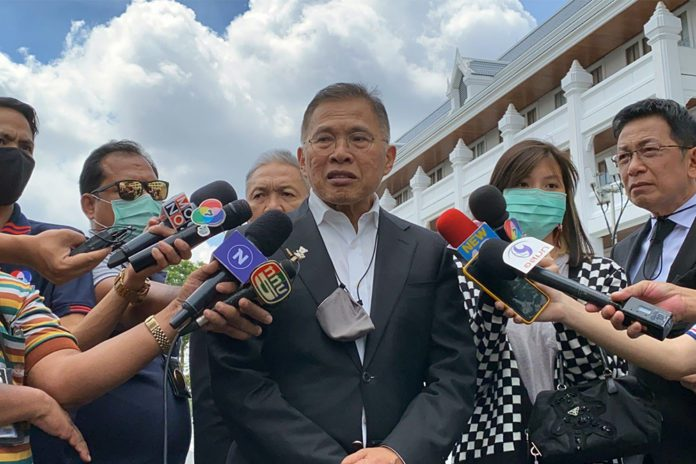 Thailand ex-MP Muangsook sentenced to 99 years in prison for bribery