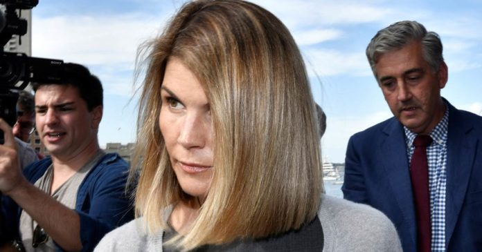 Lori Loughlin released from prison after 2 months in prison for role college bribery scandal