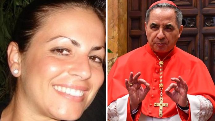 Italian police arrests woman close to Vatican cardinal in corruption probe