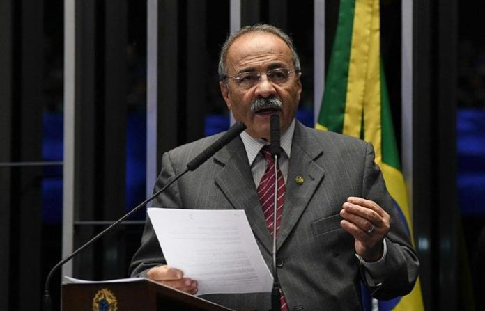 Brazilian Senator caught hiding cash between his buttcheeks during police raid