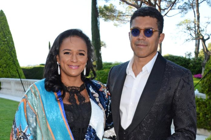 Husband of Africa's richest woman, Isabel Dos Santos dies in a diving accident