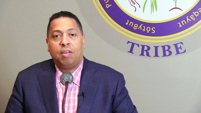 Chairman of the Mashpee Wampanoag Tribe arrested for bribery