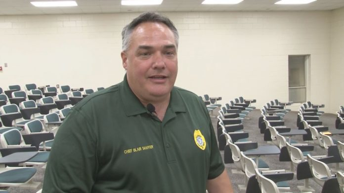 Former police chief gets 12 months for stealing $80,000