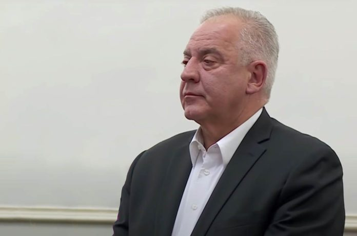 Former Croatian PM Ivo Sanader gets 8 years in corruption case