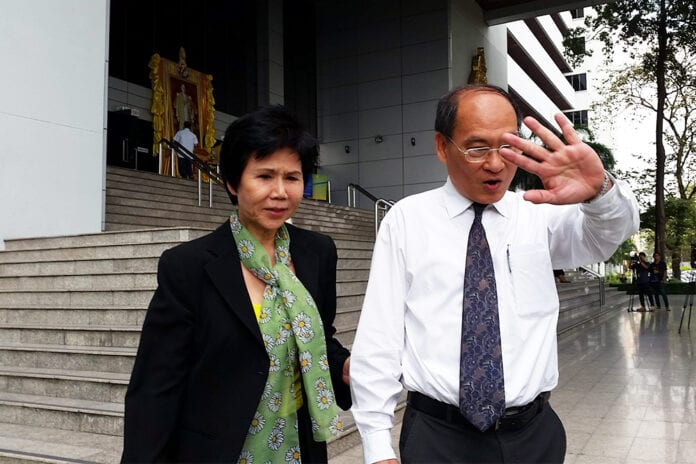Thailand's former tourism chief sentenced to 50 years for bribery