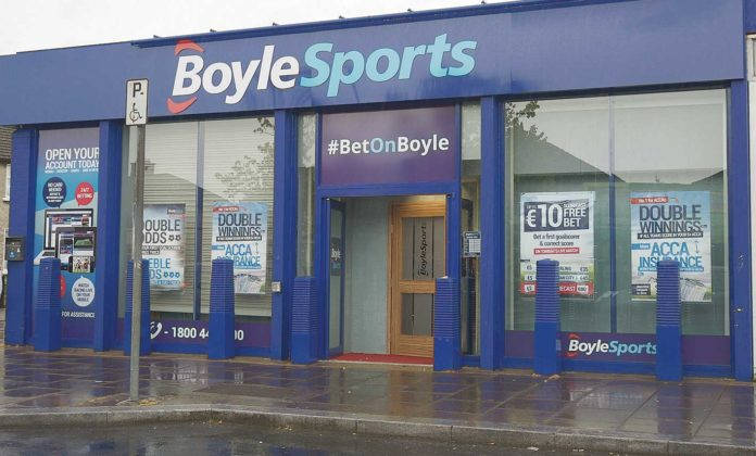 UK's gambling commission fines BoyleSports £2.8 million over anti-money laundering failures